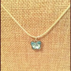 Jewelry - Necklace with Butterfly Charm